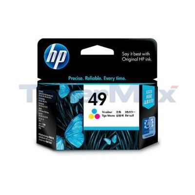 HP OFFICEJET 500 520 570 INKJET TRI-COLOR